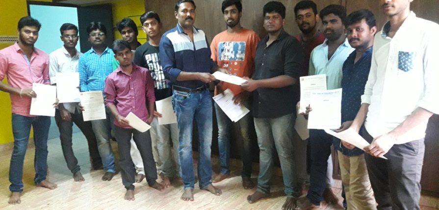 TCTC Archives - CNC Training in Chennai - THIRUVALLUVAR CNC